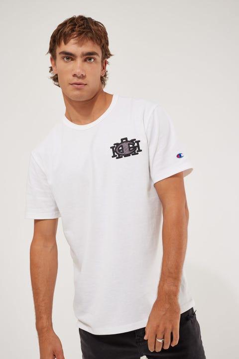 Champion Homie Heritage T-Shirt White