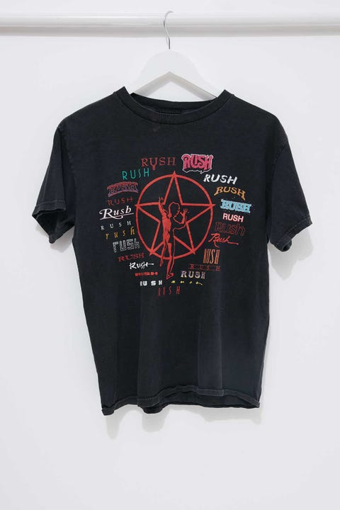 The People Vs Band Vintage Tee Vintage Black