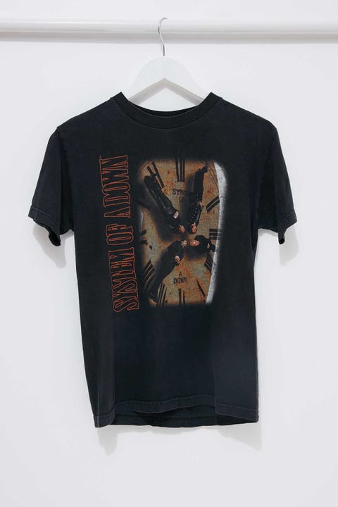 The People Vs Band Collector Tee Vintage Black