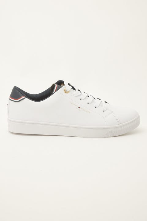 Tommy Jeans TH Easy Sneaker White