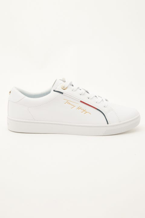 Tommy Jeans Signature Sneaker White