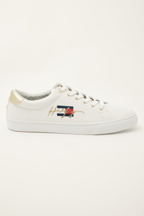 Tommy Jeans TH Novelty Sneaker White
