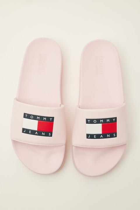 Tommy Jeans Flatform Pool Slide Light Pink