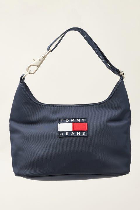 Tommy Jeans Heritage Shoulder Bag Twilight Navy
