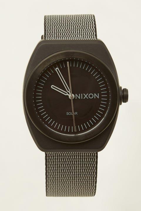 Nixon Light-Wave All Black
