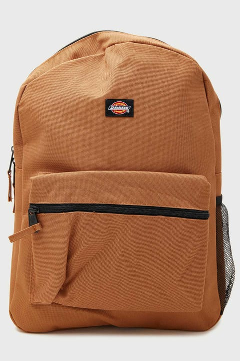 Dickies Student Backpack Brown Duck