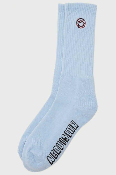 Neovision Smiley Sock Blue