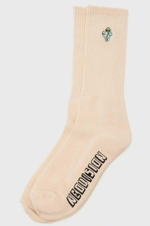 Neovision Psycho Mushroom Sock Natural