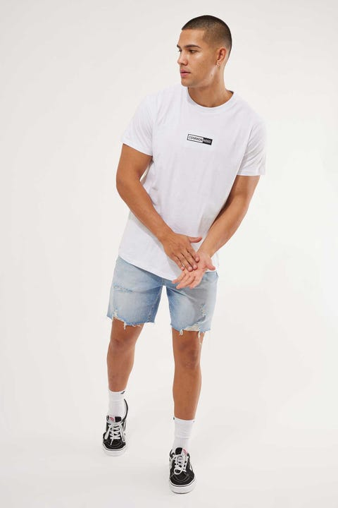 Common Need Easton Tee White