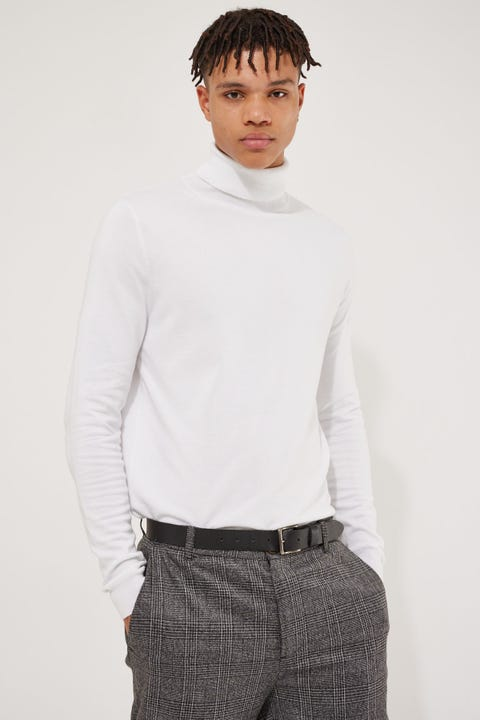 Common Need Theodore Turtleneck Off White