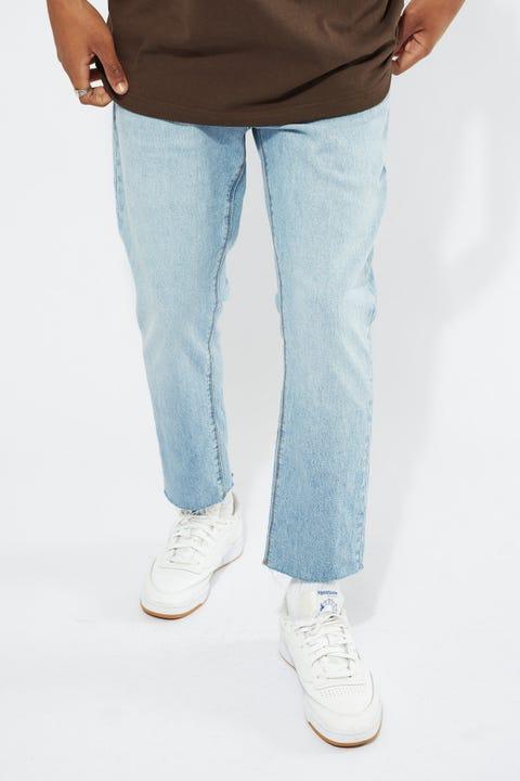 Abrand A Chopped Straight Jean Crush