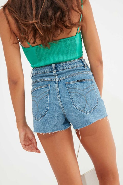 Rolla's Dusters Short Cindy Blue