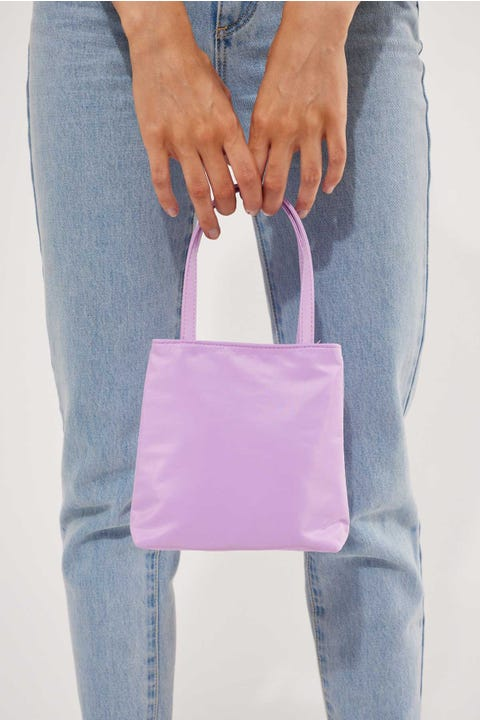 Token Lyla Satin Bag Lilac
