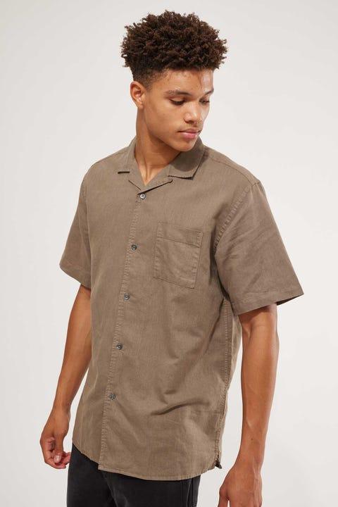 Academy Brand Marshal SS Shirt Army