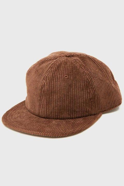 AS Colour Cord Cap Brown