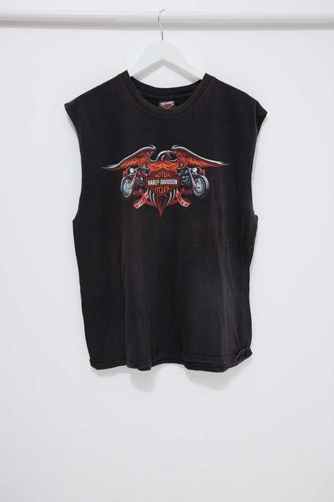 The People Vs Harley Vintage Muscle Vintage Black
