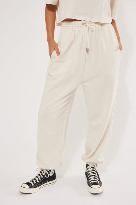 Lee Relaxed Jogger Unbleached Unbleached