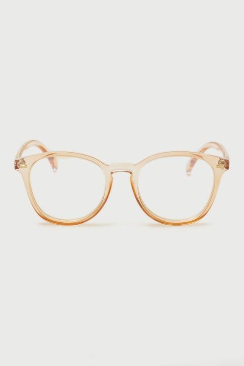 Le Specs Bandwagon BL Vintage Clear