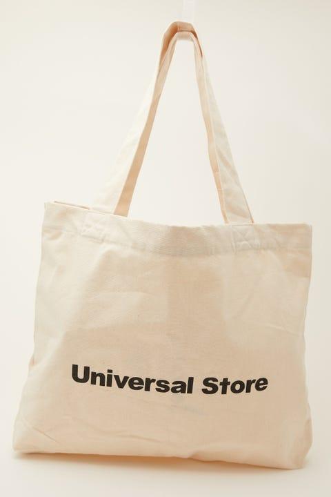 Universal Store Reusable Tote Bag Ecru