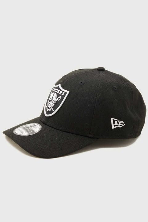 New Era 9Forty Las Vegas Raiders Snapback Black/White