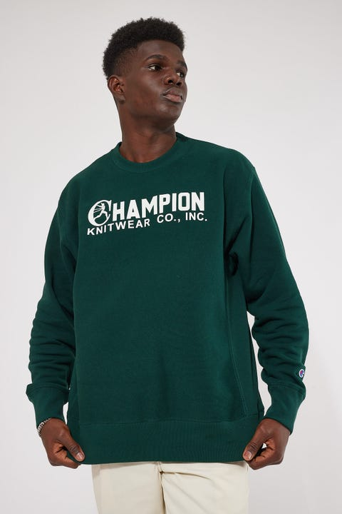 Champion Re:Bound terry Archive Crew Mid Field