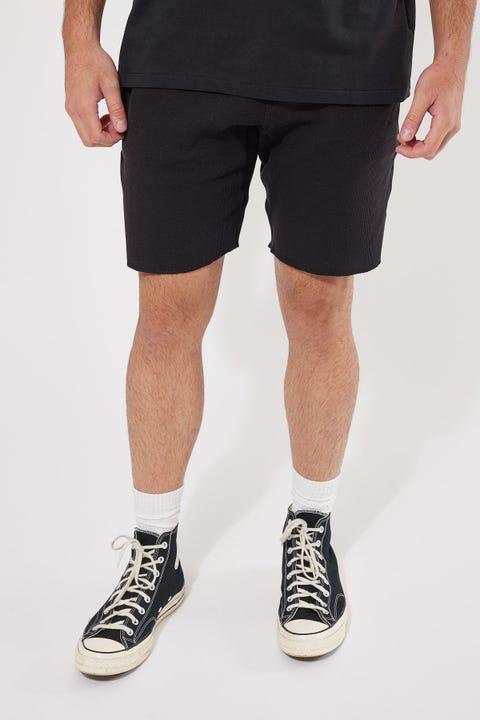 Champion Re:Bound Waffle Shorts Black