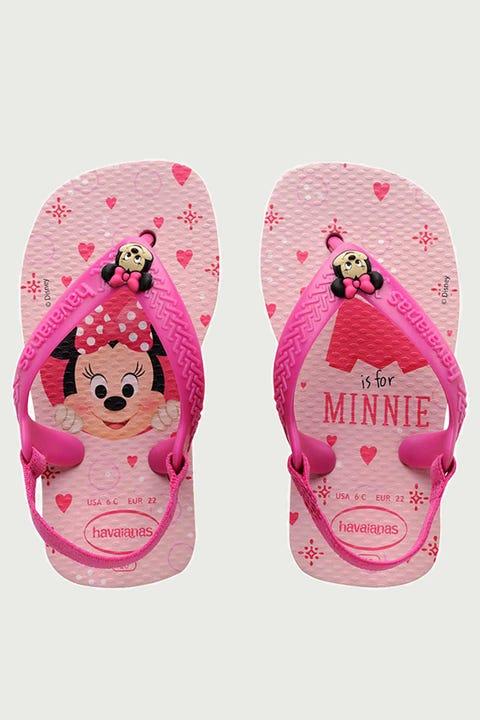Havaianas Baby Disney Classics Crystal Rose
