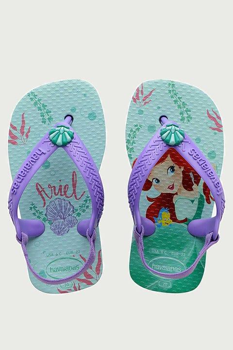 Havaianas Baby Disney Princess Ice Blue
