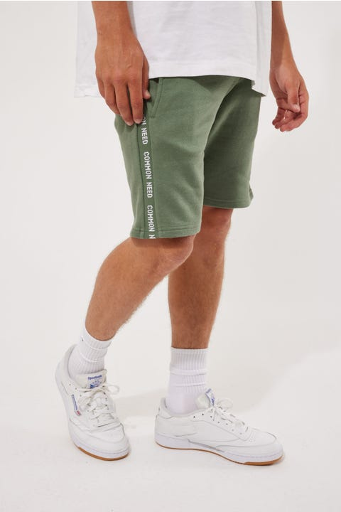 Common Need Hyperform Tracksuit Short Agave Green