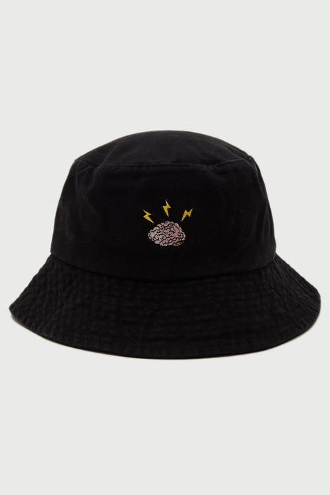 Neovision Brain Freeze Bucket Hat Black