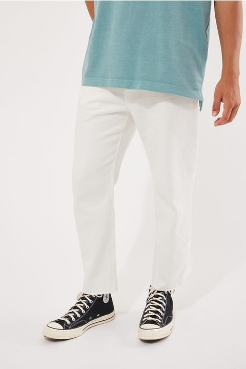 Common Need Dexter Relaxed Jean Off White