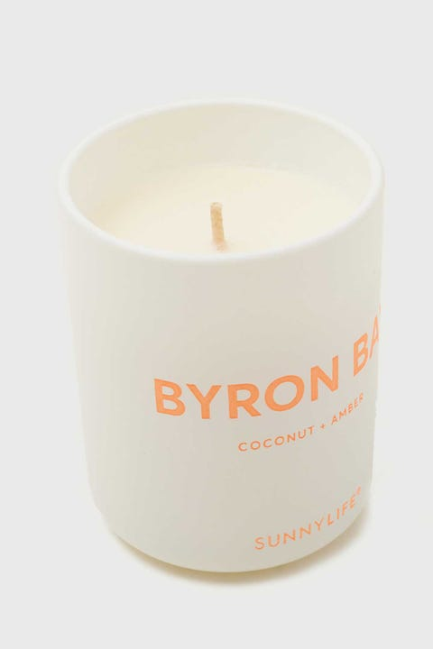 Sunnylife Small Scented Candle Byron Bay