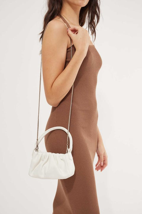 Token Lily Shoulder Bag White