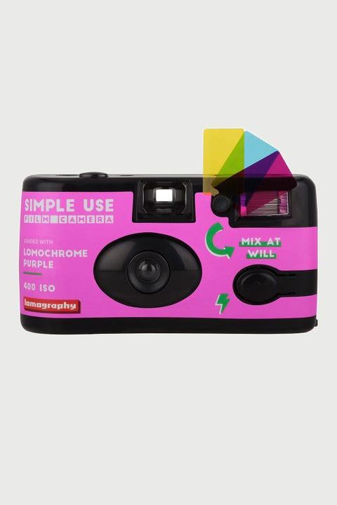 Lomography Simple Use Film Camera LomoChrome
