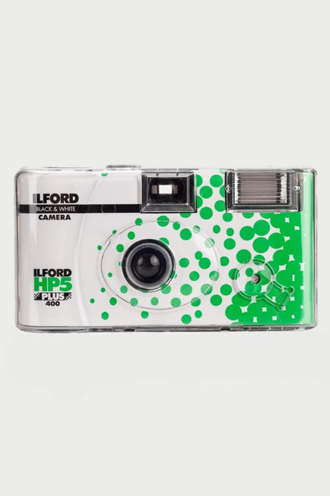 Ilford HP5+ Single Use Black & White Camera