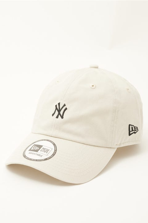 New Era Casual Classic NY Yankees Stone/Black