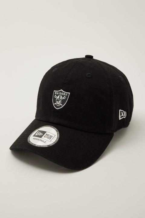 New Era Casual Classic Las Vegas Raiders Black