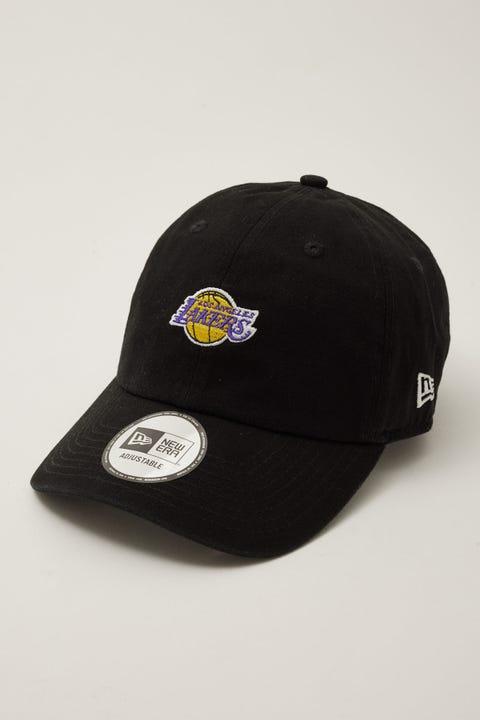 New Era Casual Classic LA Lakers Black