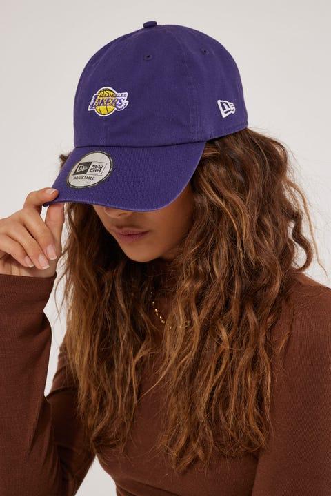 New Era Casual Classic LA Lakers Purple