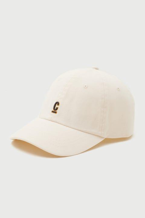 Common Need Hugo Cap Off White