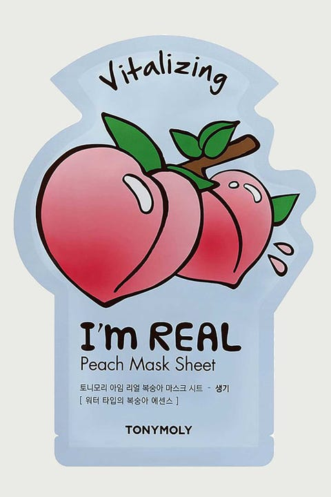 Tonymoly I'm Peach Mask Sheet