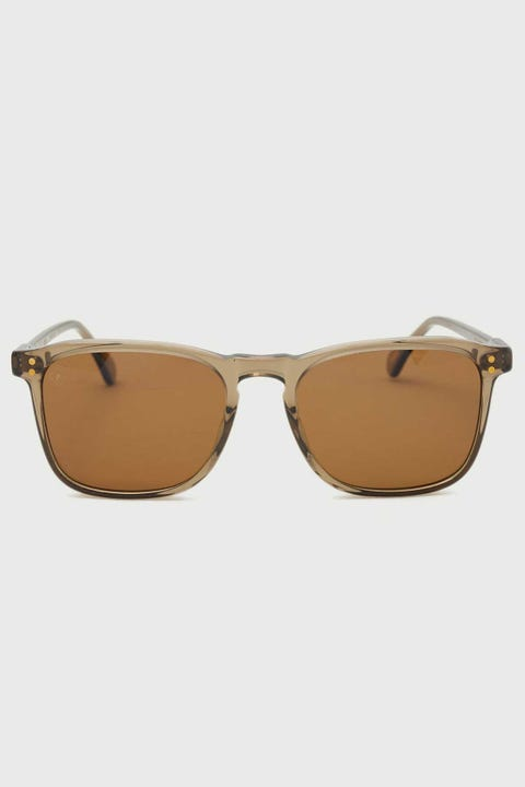 Raen Wiley Polarised Ghost/Vibrant Brown