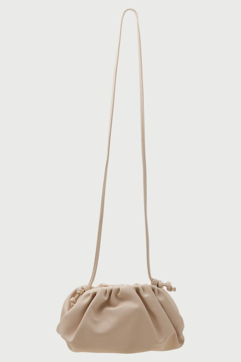 Token Coco Shoulder Bag Off White