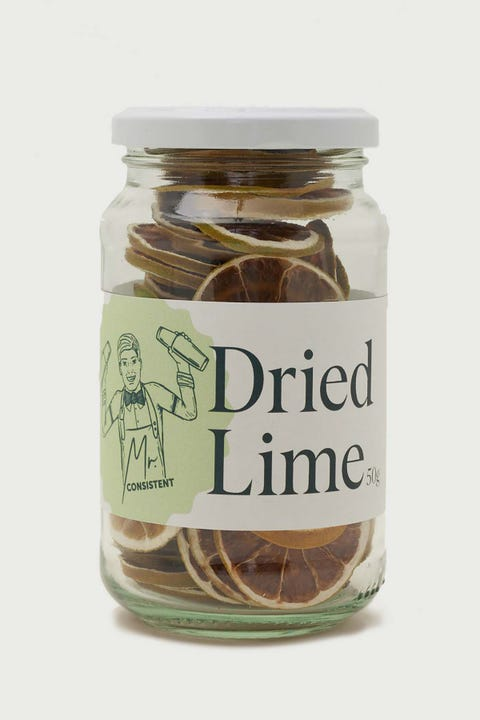 Mr Consistent Dried Lime Pack 50g