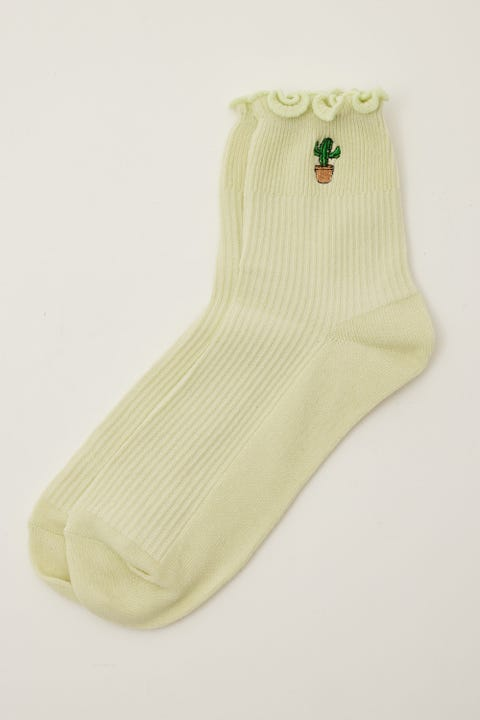Token Cactus Dion Sock Green