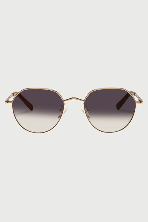 Le Specs Newfangle Gold/Khaki Grad