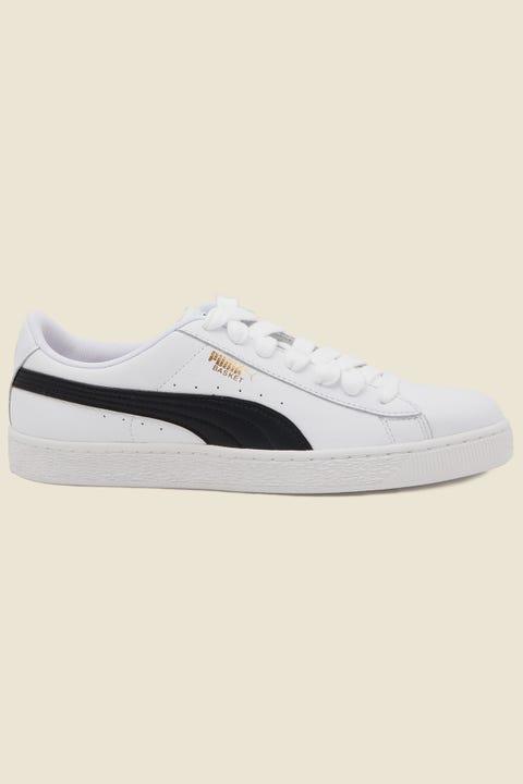 Puma Basket Classic LFS White/Black