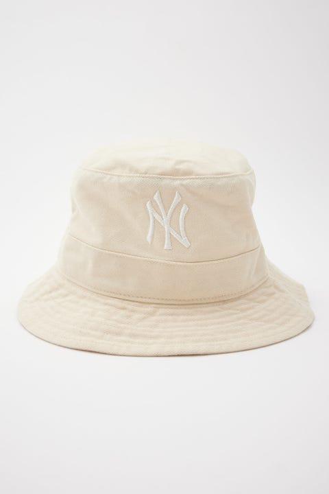 47 Brand Bucket NY Yankees Natural