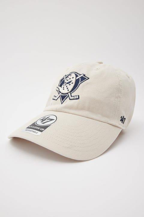 47 Brand Clean Up Anaheim Ducks Bone/Navy