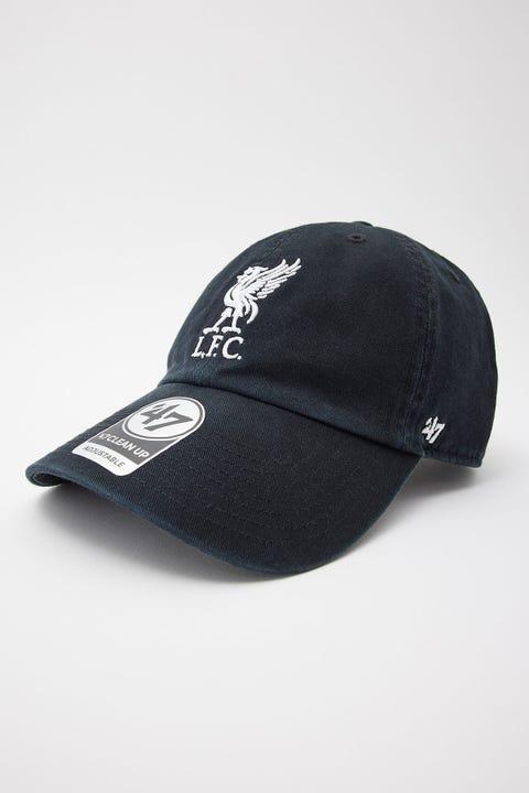 47 Brand Clean Up Liverpool FC Black